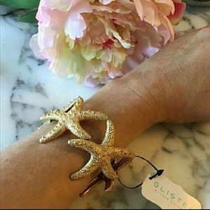 Boutique Starfish Gold Bracelet